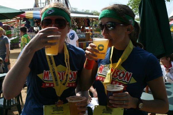 Marathon beer