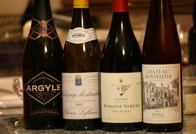 Winter solstice wines