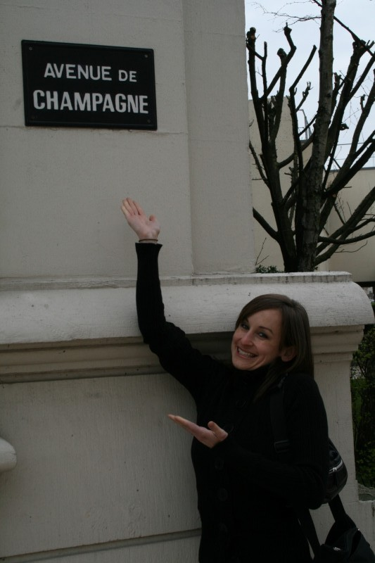 Ave du champagne