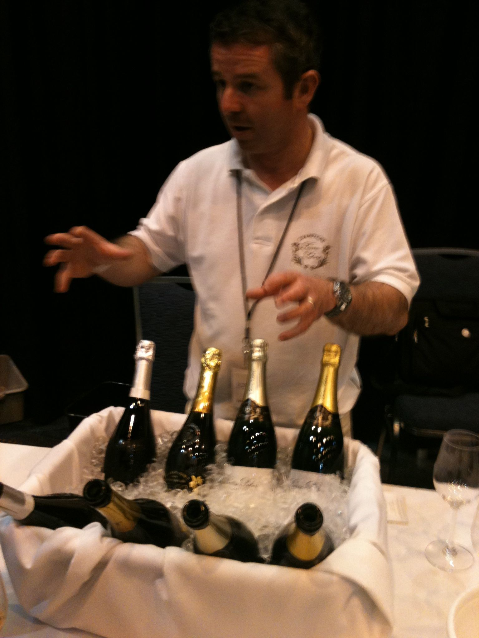 Pierre Peters Winemaker