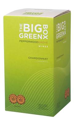Big Green Box Wine