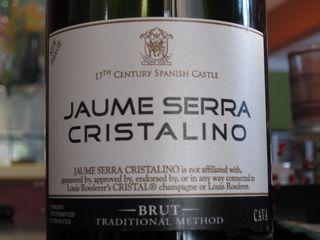 Jaume Serra Cristalino
