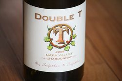 Double T 2008 Chardonnay