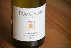 Franciscan 2009 Chardonnay