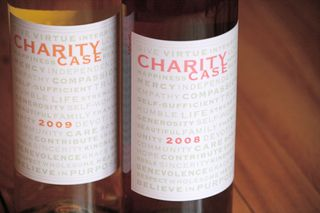 Charity Case wines
